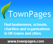 Town Pages Advert